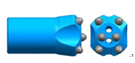 11° Tapered Drill Bits